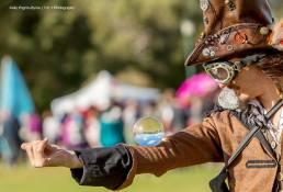 contact juggling Perth