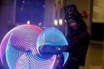 LED performer Perth