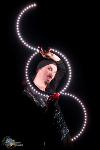 LED twirling Perth