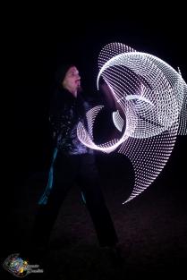 Light show Perth