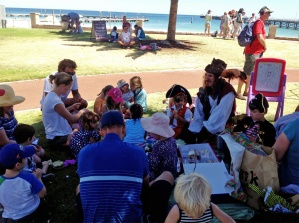 Pirate Art and Craft Perth
