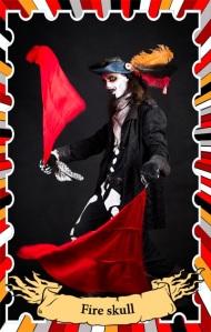 Sugar Skull performer Perth