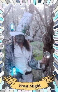 Christmas Ice Wizard