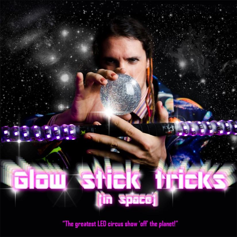 Glow circus show Perth